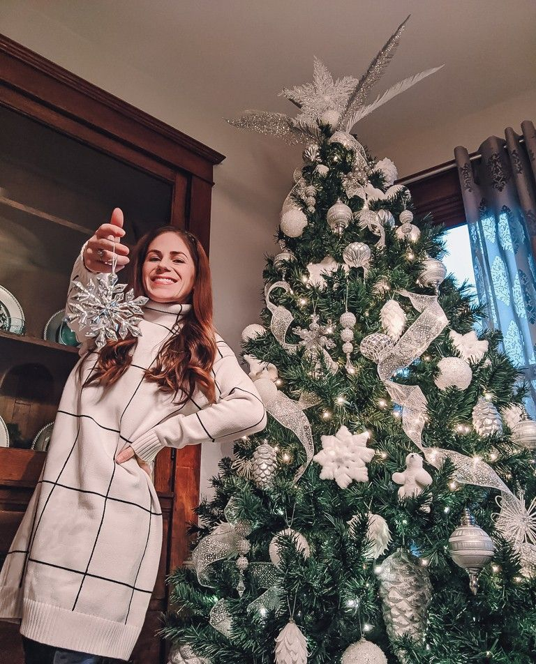 How To Decorate A Christmas Tree Like A Pro Anchored In Elegance Diy Earring Holder Jewelry Organizer Diy Wall Diy Earrings