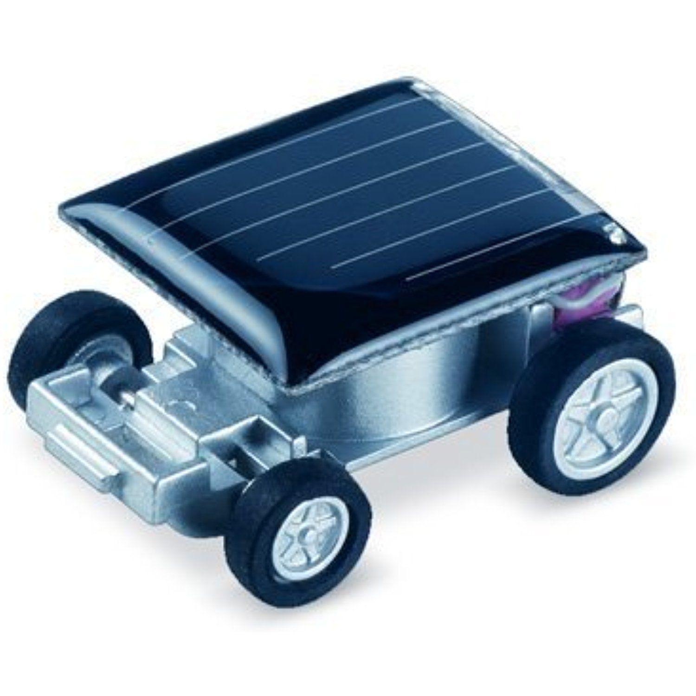 World's Smallest Solar Powered Car Solar Power Energy