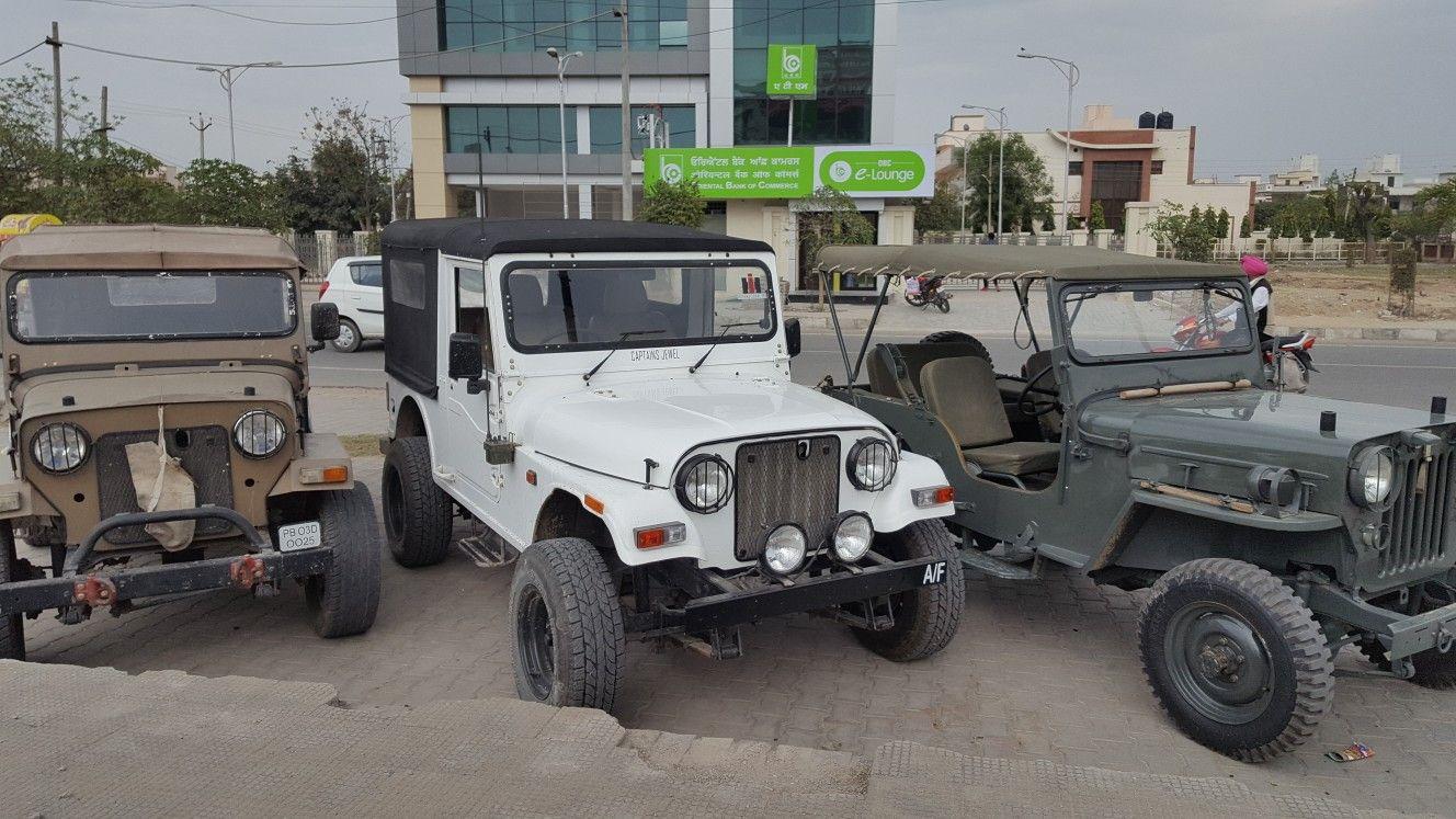 Mahindra Major Mm550 Cj 3b Mahindra Major My Pickup Monster