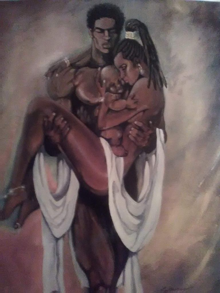 Beautiful  African American Artwork  Pinterest  Africans Black