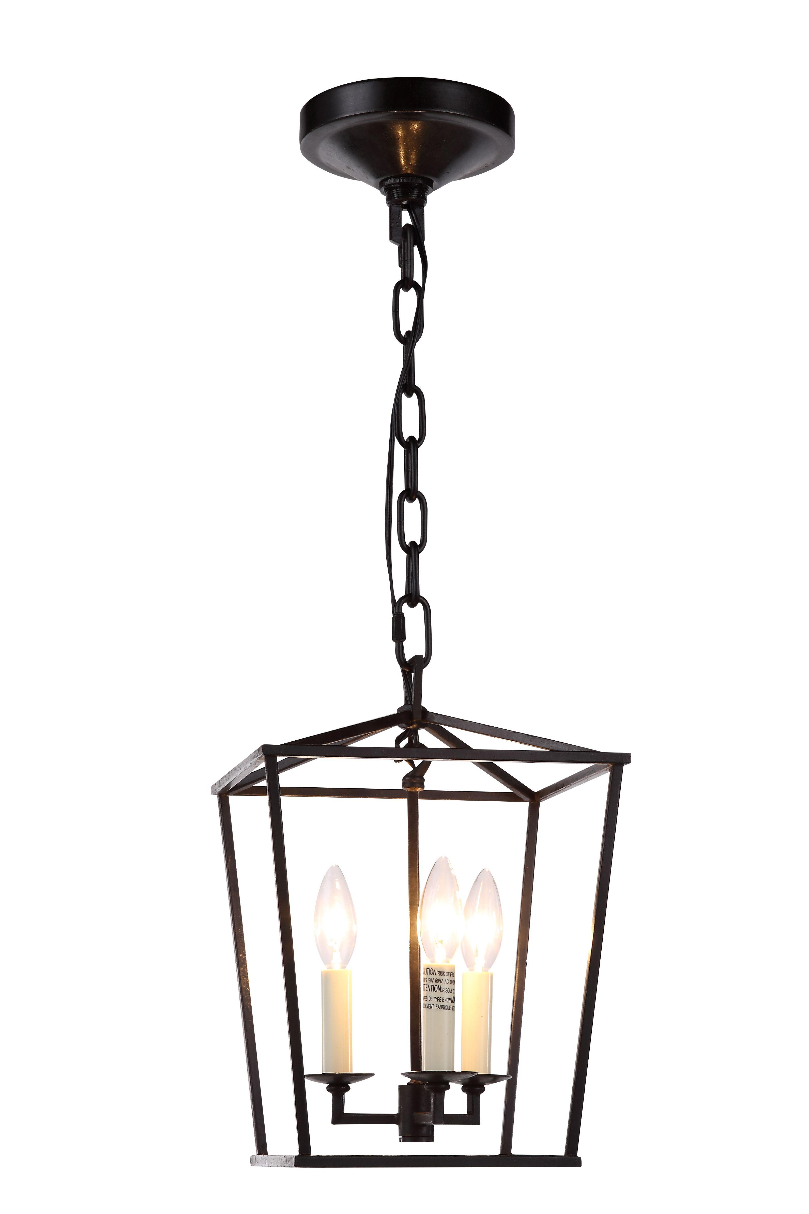 Buy the Elegant Lighting 1422D9VB Pendant Lights at LightingEtc