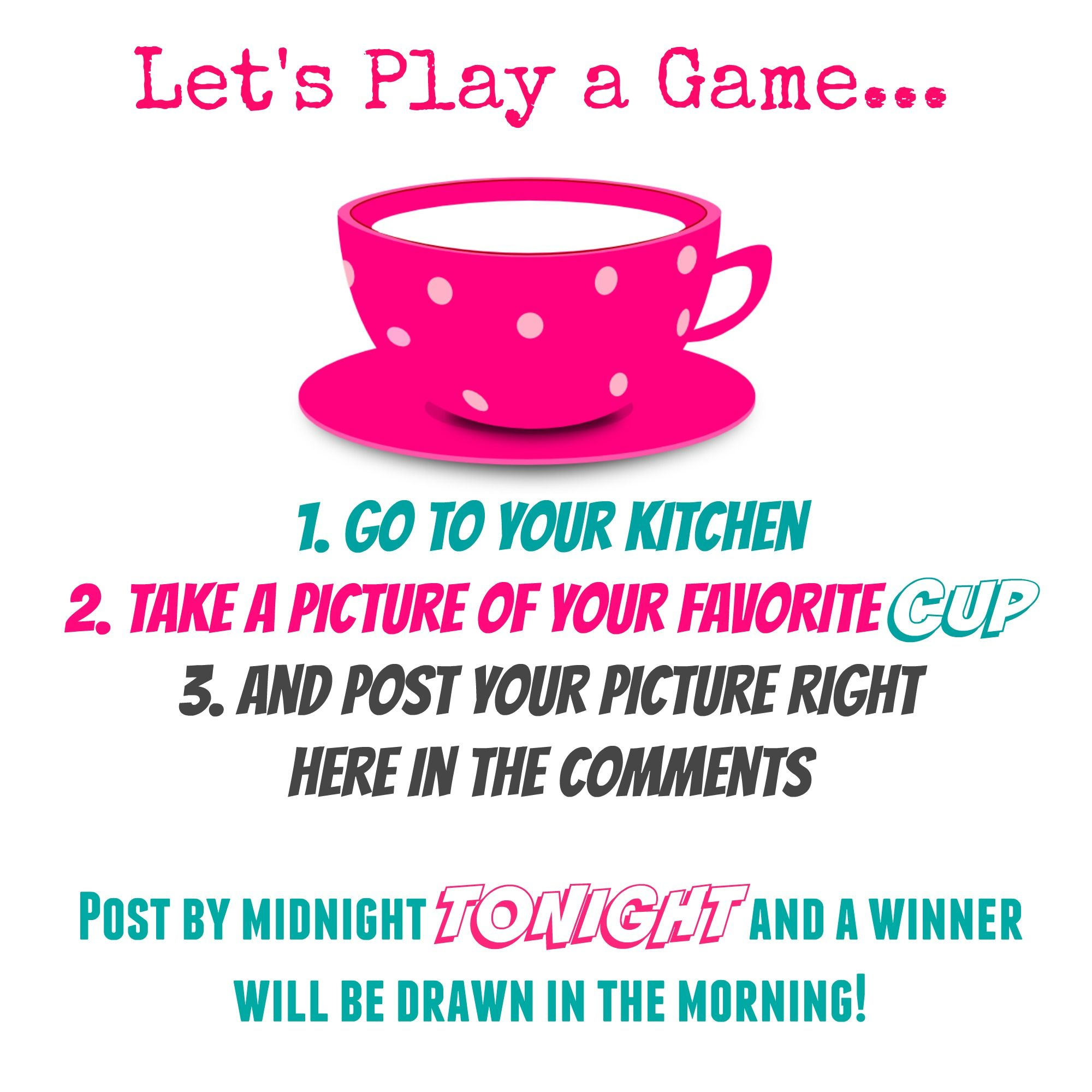 Cups Facebook game for Direct Sales Consultants Facebook