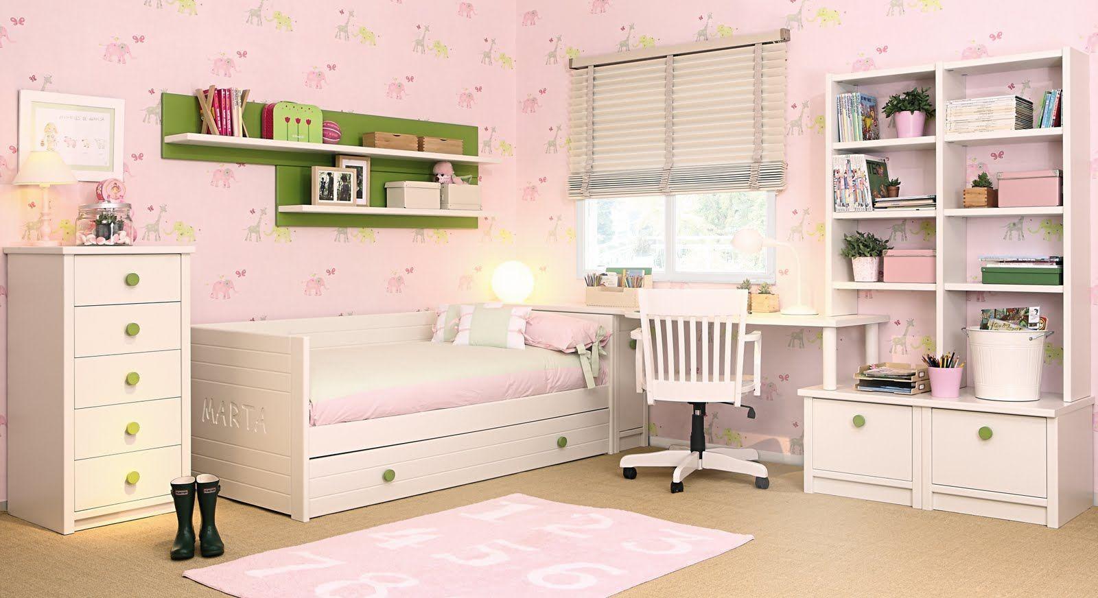 Habitaciones Juveniles De Chica – Cecoc.info