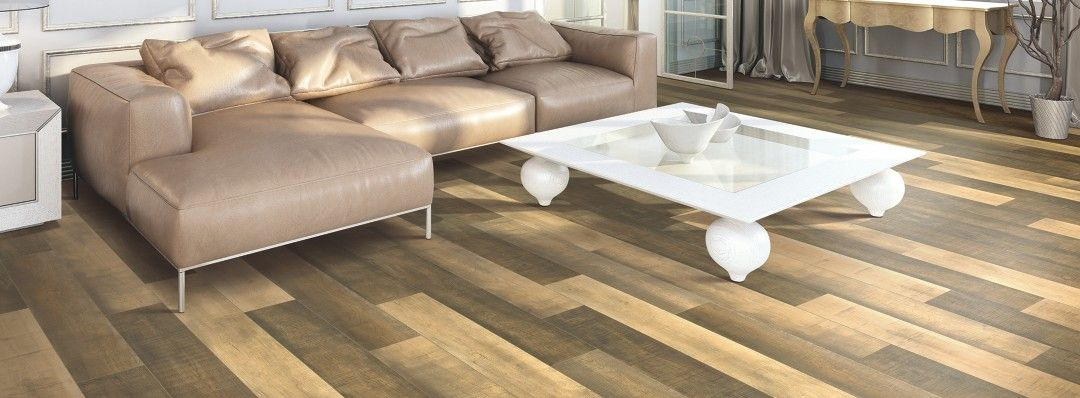 Artfully Designed English Biscotti By Mohawk Flooring Is A Thick Laminate Flooring Mohawk Treated Us To A Random Pattern With This Gorgeous Design