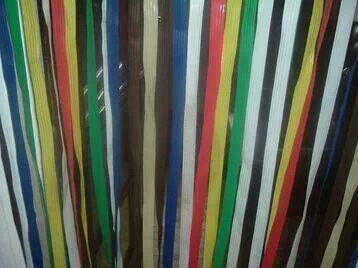 Plastic Strip Door Curtains Childhood Memories My Childhood