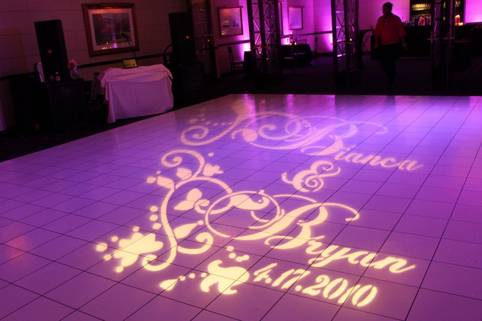 Dance Floor Designs