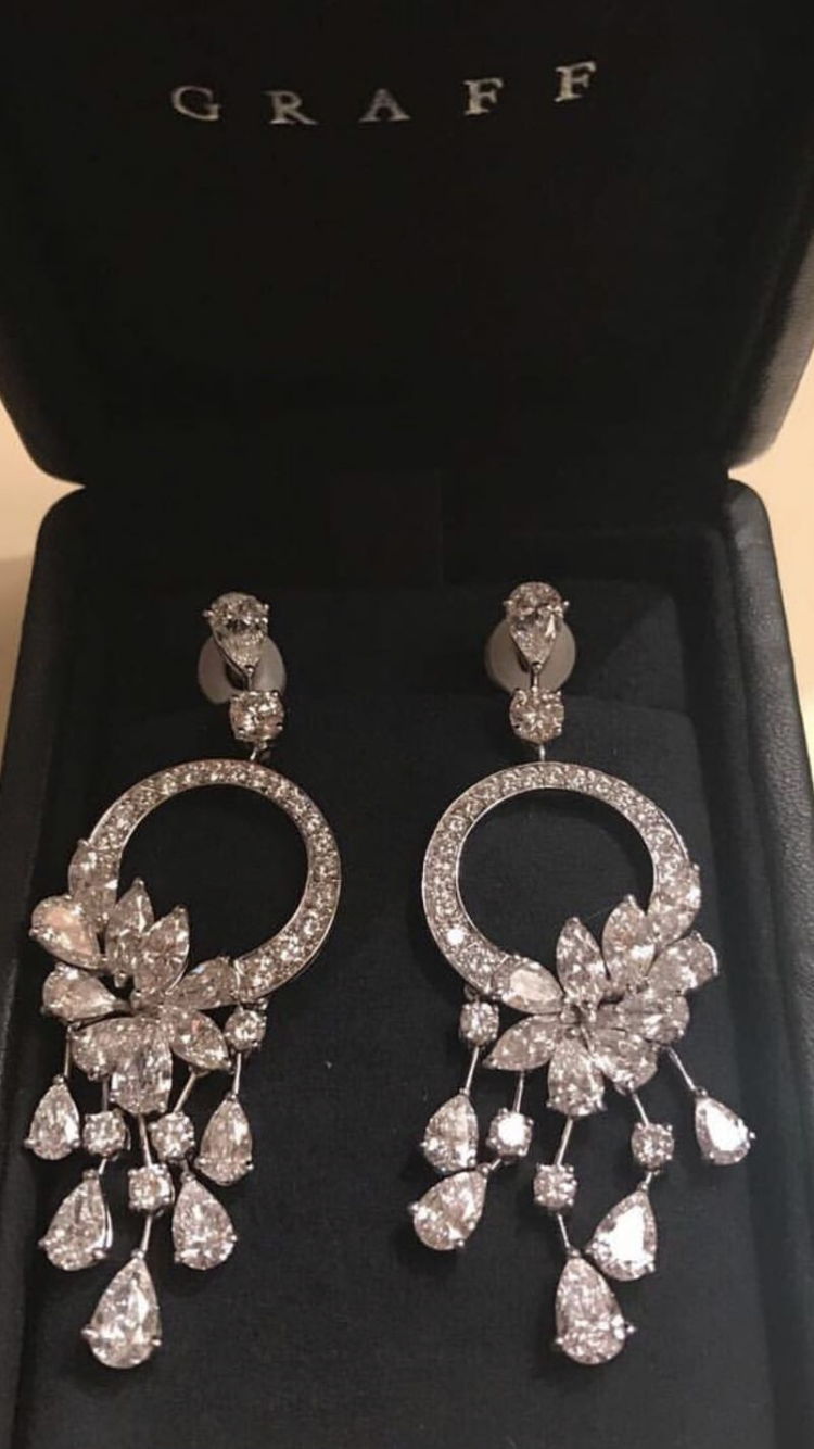 img diamond graff product double row hanging earrings andrew white gold