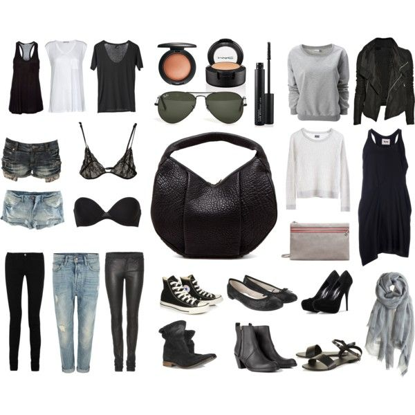 Basic Wardrobe   Women's Fashion   Fashion, Wardrobe ...