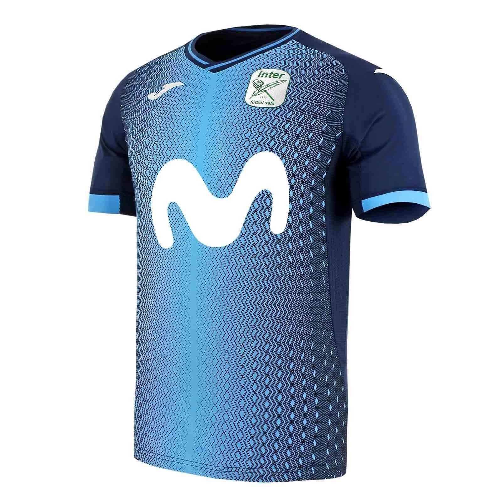 Camiseta Joma Inter Movistar 1a 2018 2019  437a545cc678b