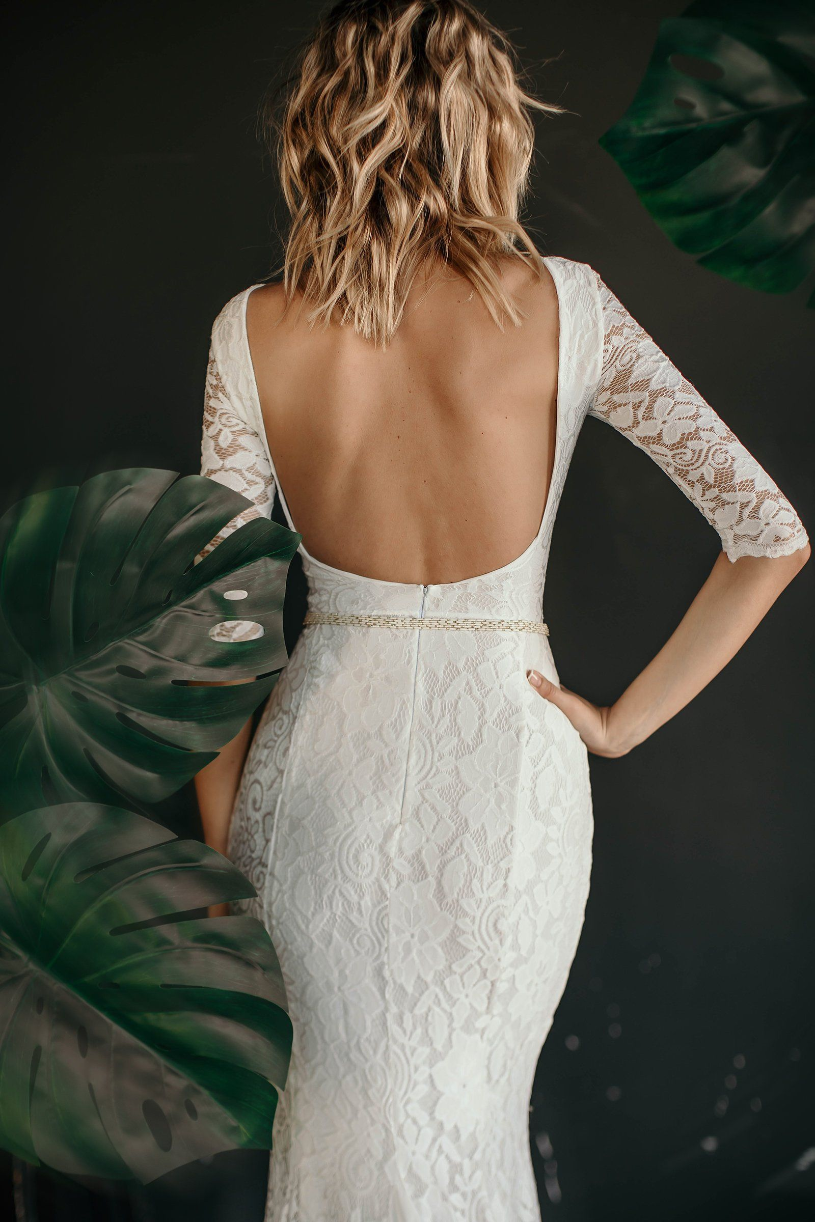 Small wedding dresses  Absolutely Gorgeous Backless Wedding Dresses from Etsy  Pinterest