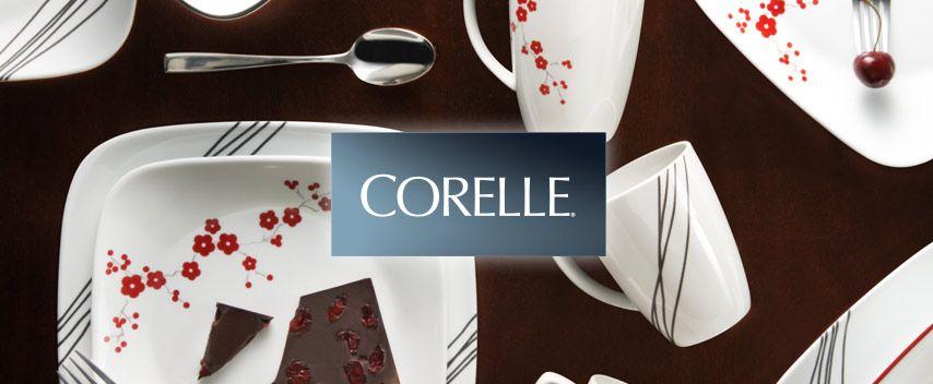 discount corelle dinnerware sets shop world kitchen - Shop World Kitchen