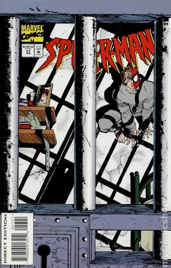 Spider-Man (1990) 57D