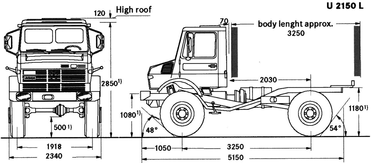Image result for unimog 404 blueprint  transport  Pinterest  4x4