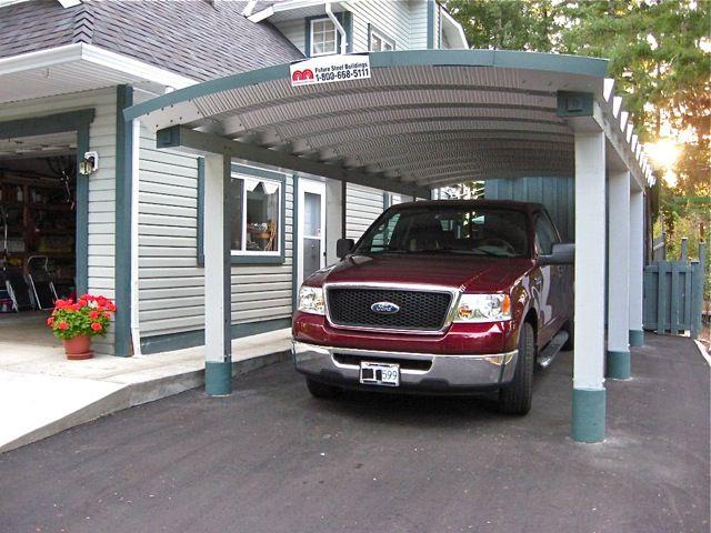 Carports Are A Great Alternative To The Traditional Garage Metal Carport Kits Metal Carports Carport Kits