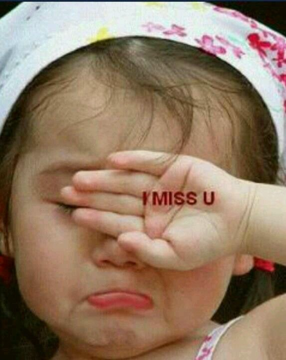 Miss U Too Baby : Funny, Pictures,, Photos,, Crying