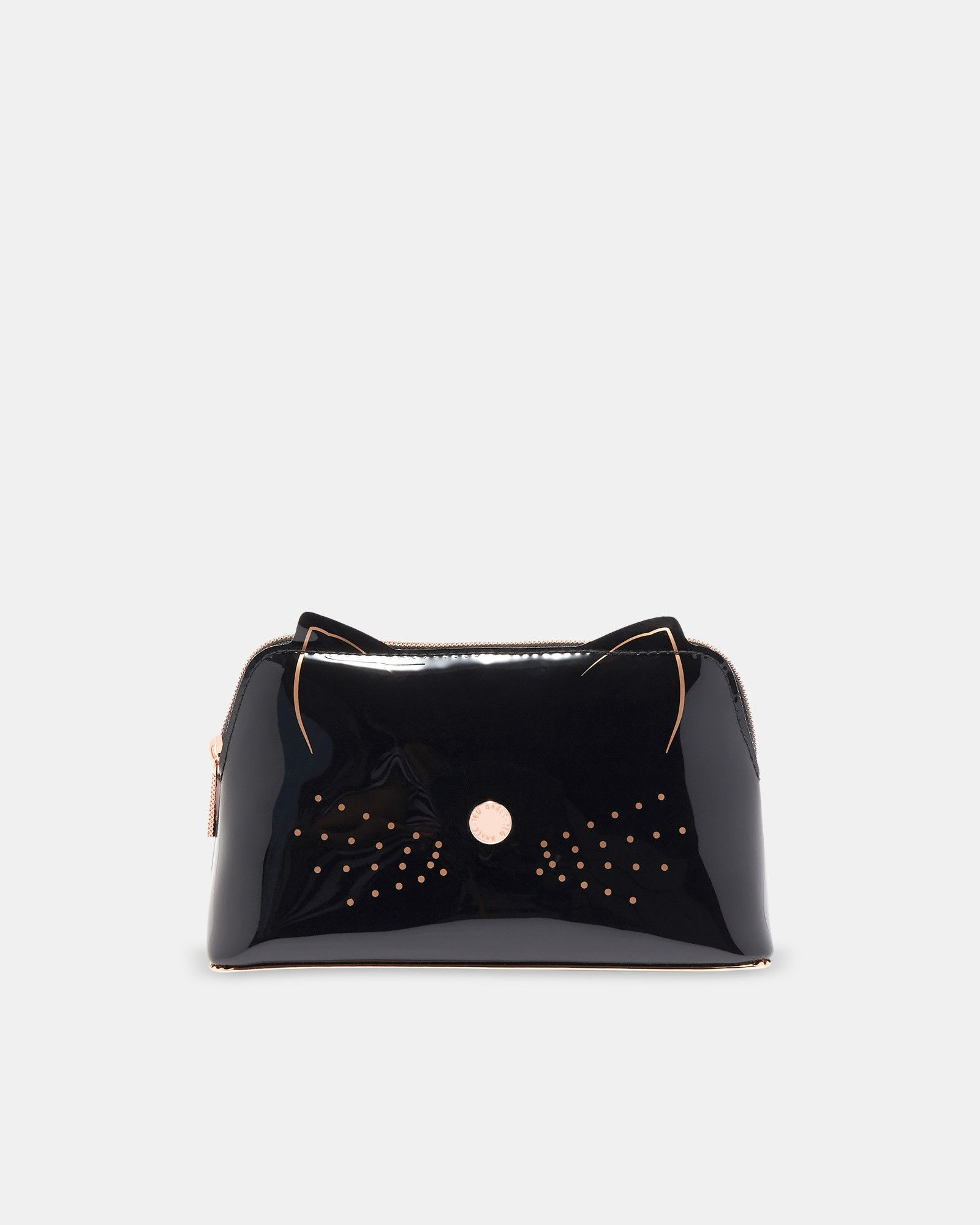 551bc47ae54 MACCOA Cat make up bag #TedToToe | Presents | Bags, Wash bags ...