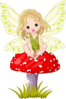 happy mushrooms clipart paintings pinterest fairy clipart rh pinterest com fairy clipart free fairy wings images clip art