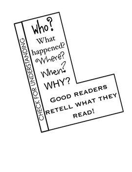 Check For Understanding Check Mark Reading Writing Partner Reading 5th Grade Reading
