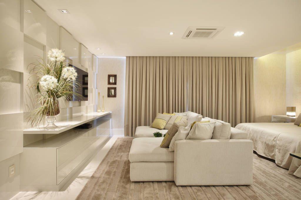 Quarto do Casal (De Arquitetura e Interior)