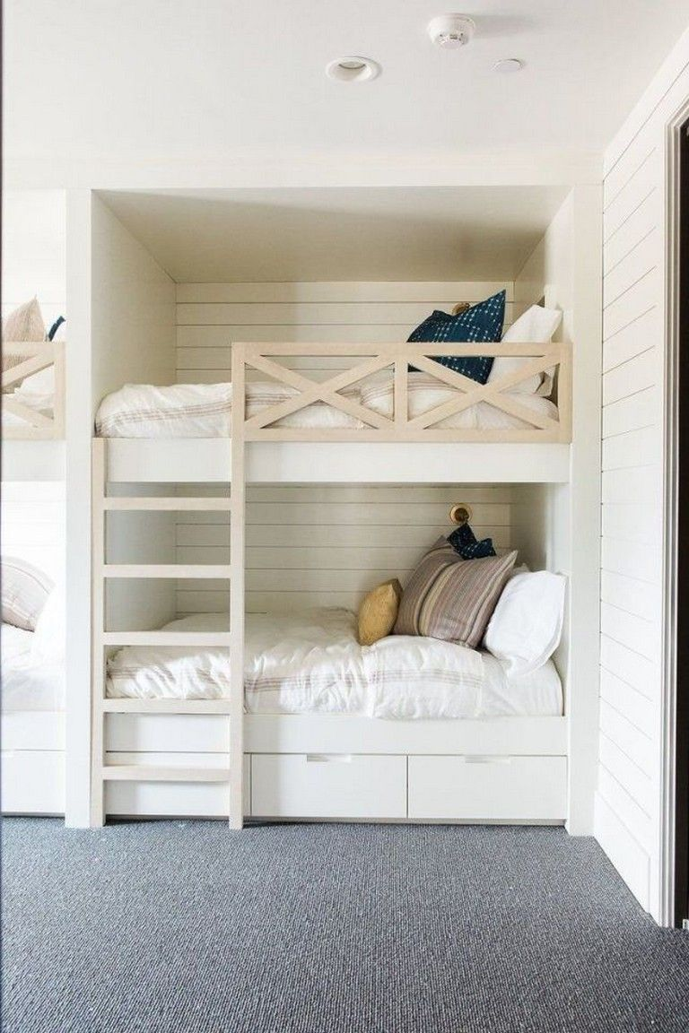 70 good bedroom ideas for your twins that make your on wonderful ideas of bunk beds for your kids bedroom id=27426