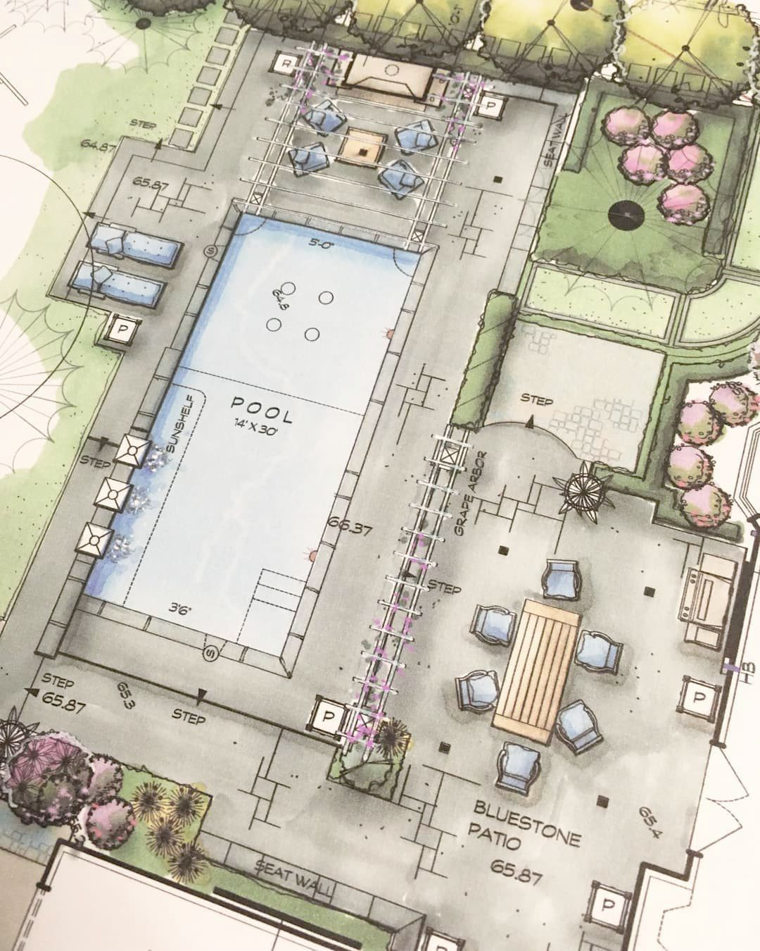 House Plan Software Review 2020 Pool Design Plans Pool House Plans Landscape Design Software
