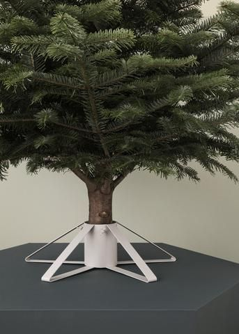 Ferm Living Christmas Tree Stand on DLK here comes santa claus