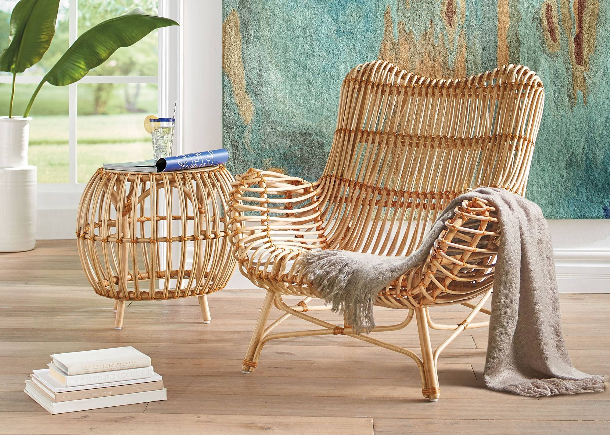 Indoor Rattan Furniture A Natural Art Form Grandin Road Blog Rattan Chair Indoor Rattan Furniture Rattan