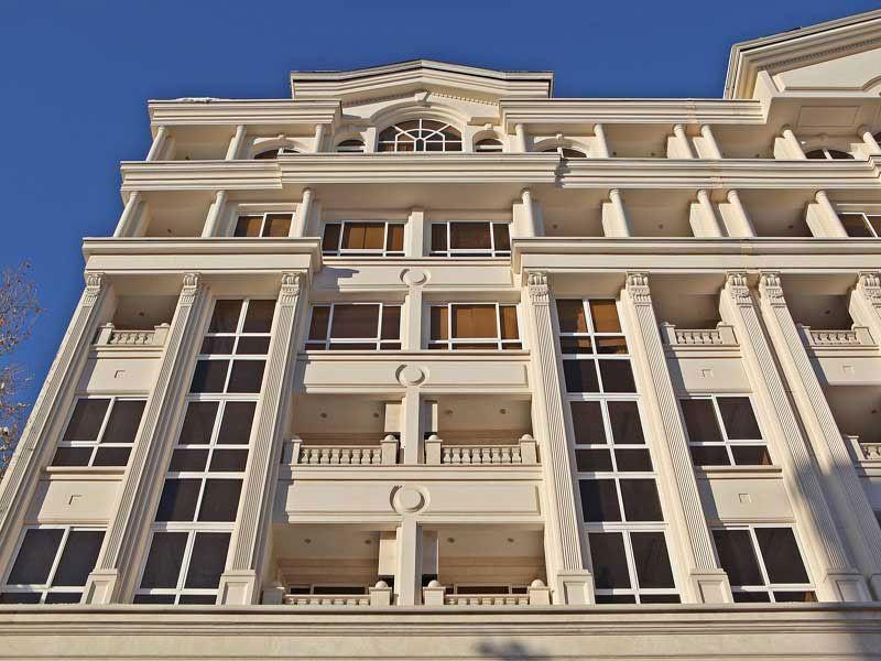 سنگ کاری ساختمان - گروه پیمانکاری نما | Facade design, Architecture, Architecture house