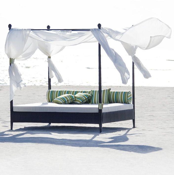lanai daybed daybedsoutdoor furnituregarden - Garden Furniture Day Bed