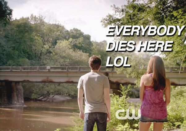 """The Vampire Diaries """"For Whom the Bell Tolls"""" Review: Forget Me Lots (PHOTO RECAP) - The Vampire Diaries Community - TV.com"""