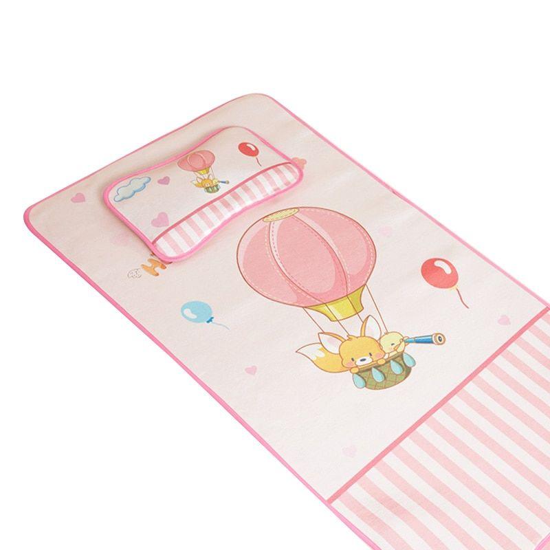 Fashion Baby Mattresses Summer Cool Sleeping Mat Breathable Mattress Pads Toddler Crib Cot Cozy Nap Pads Infant Bed Mat Baby Mattress Nap Pad Toddler Crib