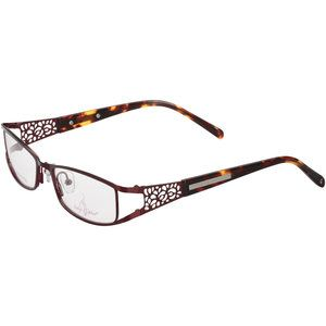 baby phat rx able frames burgundy