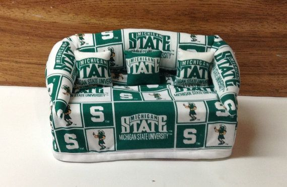 Tremendous Michigan State Spartans Decorative Kleenex Box Couch Cover Andrewgaddart Wooden Chair Designs For Living Room Andrewgaddartcom