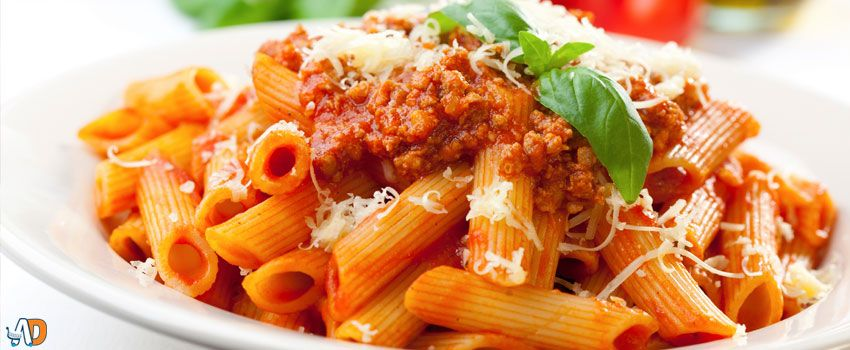 Rs89 to get non veg pasta coke worth rs172 amazedeal food forumfinder Images