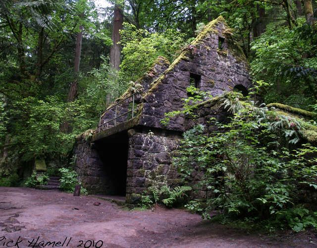 Ultimate Ghost Guide To Portland Oregon Trips Ghosts And Oregon - Ultimate stone homes collection