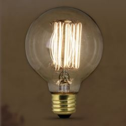 Feit Electric String Lights Adorable Feit Electric 60 Watt G25 Original Bulb  Original Vintage Style Review