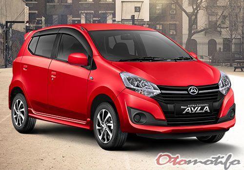 Harga Mobil Ayla 2020 Review Spesifikasi Gambar Mobil