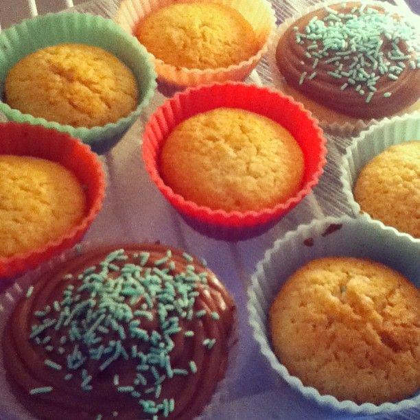 Cupcake à la française