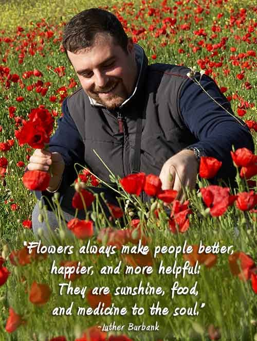 Love This Photo And Quote About Flowers Garden Quotes Flowers Feed Flower Quotes