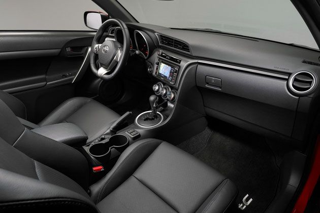 review view our interior scion cars tc com reviews