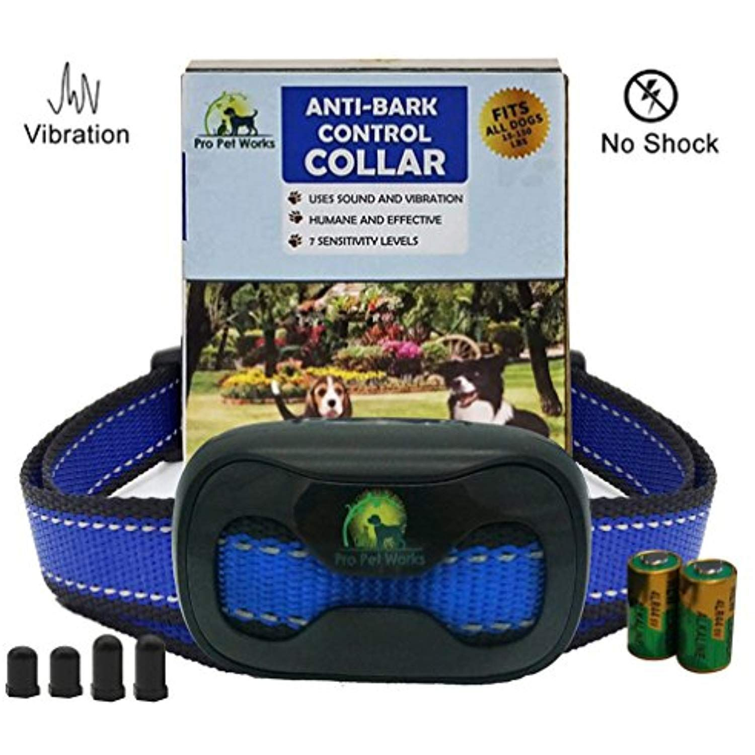 [CLEARANCE SALE!] PRO PET WORKS No Bark Dog Collar NO