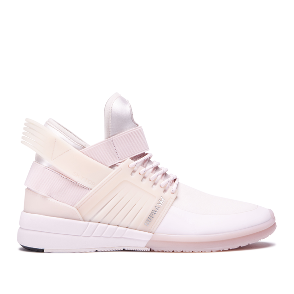08032 618 m | skytop v | light pink | Supra shoes, Sneakers
