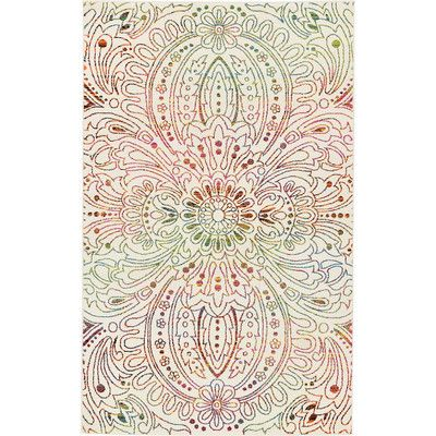 Found it at Wayfair.ca - Lyon Ivory Area Rug