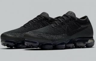 timeless design d5fd2 6b0be Triple Black Nike Air VaporMaxes Are Releasing on June 22.