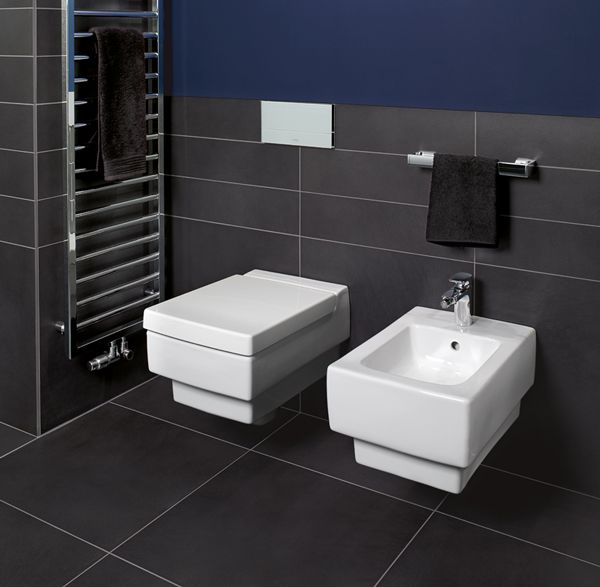 Bathrooms Toilets  Bidets Concealed Cistern V Memento Wall
