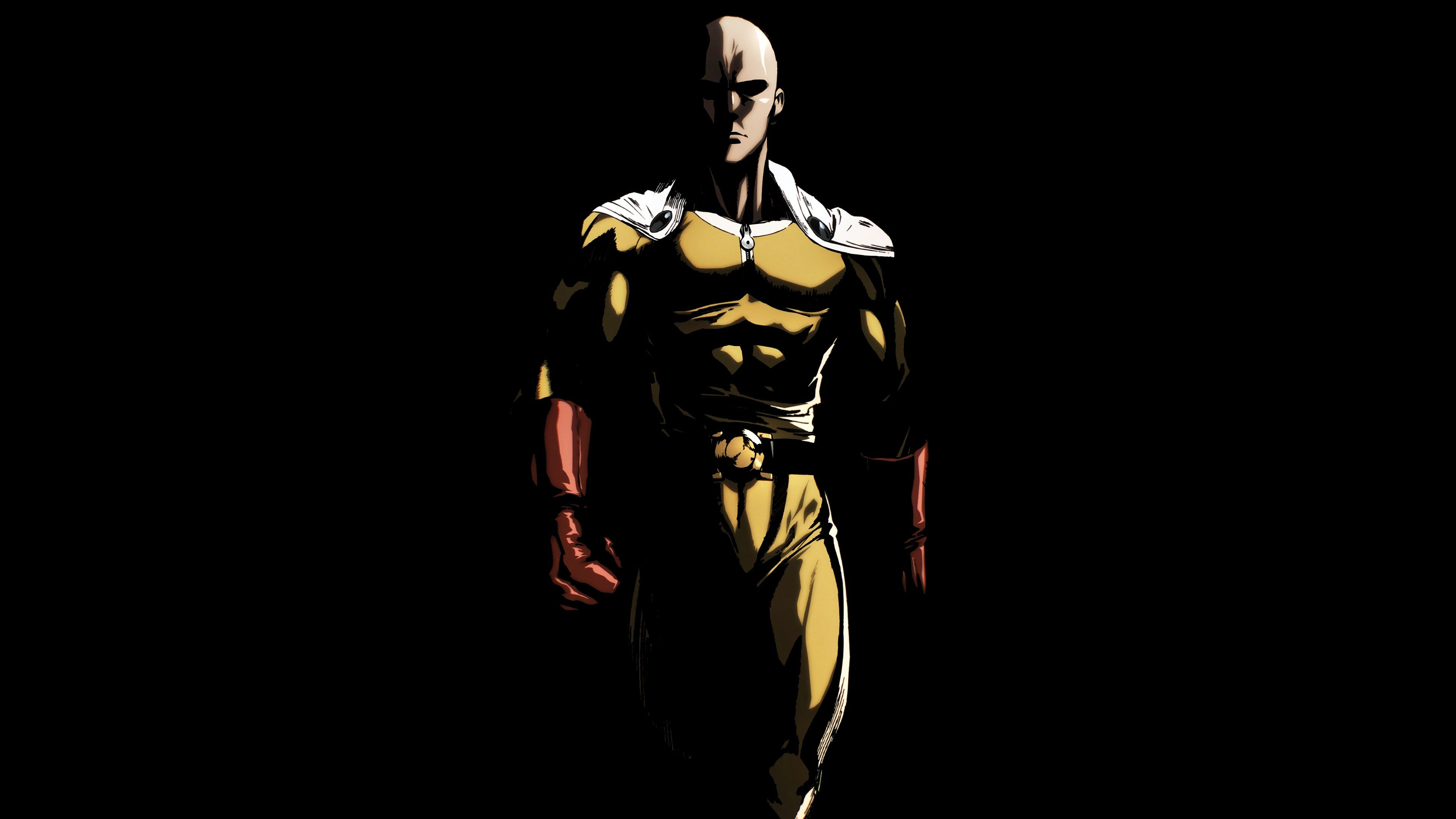 Free High Resolution Wallpaper One Punch Man By Osborn Brook 2017 03 14 Saitama One Punch Man Saitama One Punch One Punch Man