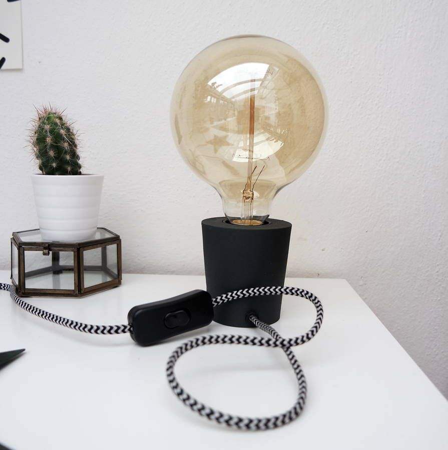 Contemporary Homeoffice Desk:  Contemporary Table LampComes With A Choice Of A UK Or EU