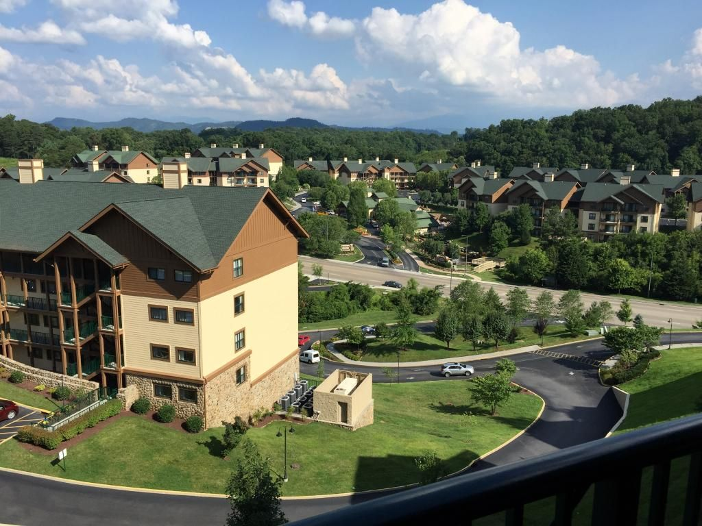 Wyndham Smoky Mountains Sevierville TN  Condominium