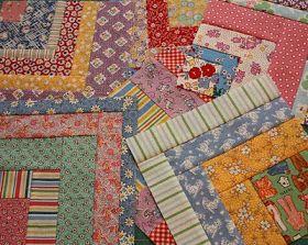 Magnolia Bay Quilts: Scraps