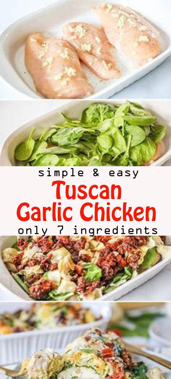 Tuscan Garlic Chicken images